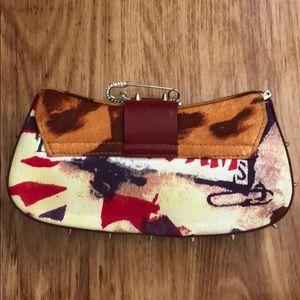 Dior Bags - Vintage Christian Dior 'victim' clutch